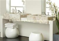 White Rock Crystal Sinks/Wash Basins