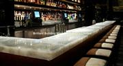 White Rock Crystal Bar Tops