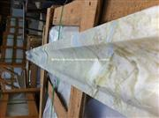 Blue Sky Marble Border/Molding,Transparent Marble Border