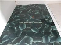 Lotus Green Semiprecious Stone Slab