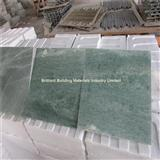 China Dark Grey Green Marble Floor Tiles, Green Marble Tiles