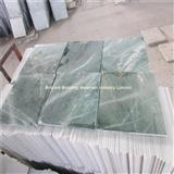 China Dark Grey Green Marble Wall Tiles, Green Marble Tiles