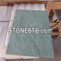 Light Grey Green Marble Wall Tiles, Green Marble Tiles