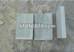China Ming Green Marble Paving Stone