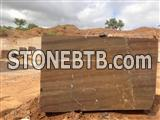 Luxury Natural Elegant Brown Quartzite Block