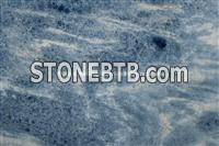 Luxury Azul Cielo Marble Tiles, Ocean Blue Marble Tiles