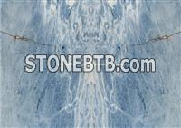 Luxury Azul Cielo Marble Background Wall Tiles