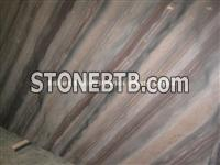 Luxury Elegant Brown Marble Slab