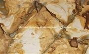 Luxury Palomino Marble Tiles, Brazil Yellow Tiles