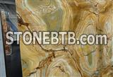 Luxury Yellow Wood Quartzite Tiles, Brazil Yellow Quartzite Tiles