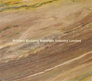Luxury Aquarela Quartzite Tiles, Brazil Brown Quartzite Tiles
