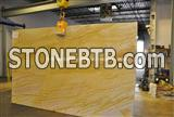 Luxury Yellow Macaubas Quartzite Slab, Brazil Yellow Macaubas Quartzite Slab