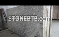 Fior Di Pesco Classico Marble Slabs, Italy Grey Marble Slabs