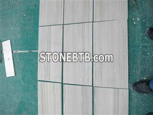 China Athens Gray Marble Tiles, Grey Veins Marble Tiles