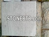 China Screw Beige Marble Tile, China Grey Marble Tile