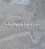 China Grey Cream Marble,  Grey Marble Tiles/Slabs