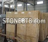 China Lemon Yellow Marble Slab,Natural Yellow Marble Slab