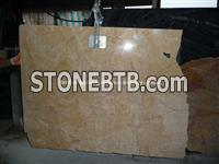 China Crema Valencia Marble Slab, Natural Yellow Marble Slab