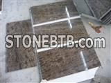 China Coffee Veins Marble Tiles, Natural Coffee Marble Tiles
