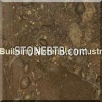 Walnut Brown Marble Tiles, Natural Gray Brown Marble Tiles