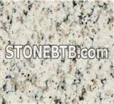China Hami White Granite Tiles/Slabs, Gray White Granite