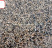 India Gold Pearl Granite Tiles, Natural Yellow Brown Granite Tiles