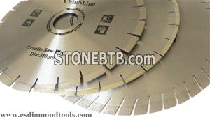 Buy diamond saw blade for cutting granite from China professional granite saw blade manufacturers