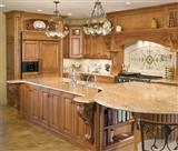 Kashmir Gold Granite Countertop