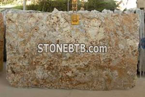 Geriba Beach granite slabs