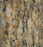Giallo Cecilia Dark Granite Tile
