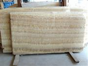Onyx slab yellow onyx