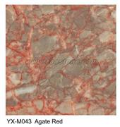 Agate Red Marble Tiles and Slabs