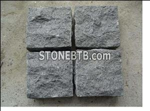 G654 Granite grey cubicstone