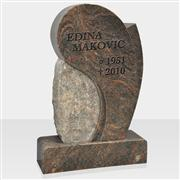 New design headstone granite monument with good quality