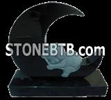 Children headstone granite monument carving tombstone