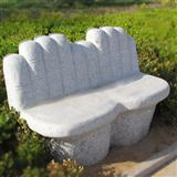 G603, Garden, Stone Furniture, Granite Chair, (YFX-GL-50)