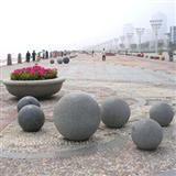 Granite, Stone Ball, Fllower Pot, G603, (YFX-GL-51)