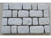 Granite, G603, Paving Stone, Pavement, Cubic Stone, (YFX-BP-46)