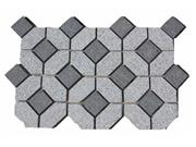 Parking Stone, Granite, Paver, G684, G603, G654, Cubic Stone, (YFX-BP-67