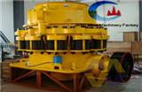 Cone crusher rock crushing machine