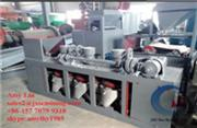 Belt type 3-discs dry processing magnetic separator