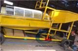 mobile gold trommel screen