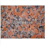 Red Granite Orange Red