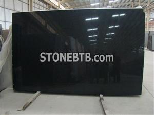 Shanxi black without gold points slab