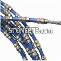 Vacuum Brazed Diamond Wire Saw