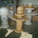 DL Stone Fountain ,Honey Onyx Fountain