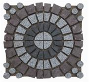 Granite Paving Medallion Granite G603