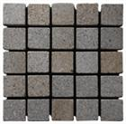 G682 Granite Paving Stone On Mesh
