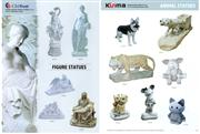 Person & Animal Statues