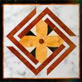 Medallion Marble Pattern